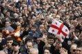 МВД Грузии обвинило оппозиционеров в нападении на уборщиков