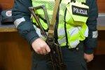 Полиция Литвы отказывается от автоматов Калашникова