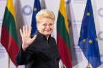 Dalia GrybauskaitЗ