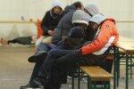 В Латвию прибыли первые беженцы из Сирии и Эритреи