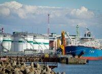 В Клайпеду придут ещё два груза нефти для Беларуси