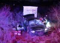 На окраине Вильнюса произошло трагическое ДТП: погибла водитель
