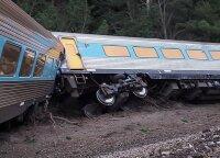 В Австралии сошел с рельсов скоростной поезд, погибли два человека