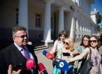 Глава МИД Литвы о письме белорусских оппозиционеров: иллюзий нет, но нужно видеть в целом