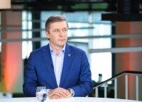 Карбаускис: если президентом станет Шимоните, она будет общаться с нами как Грибаускайте