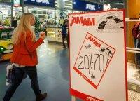 В Литве в третий раз отменяют акцию Jamam