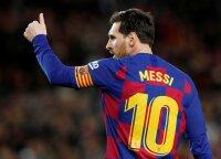 """Игроки """"Барселоны"""" из-за пандемии добровольно пошли на 70% понижение зарплаты"""