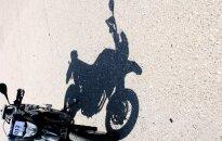 Motociklas, asociatyvi nuotr.