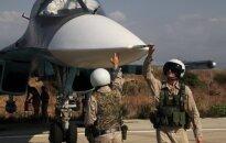 НАТО призывает Россию прекратить удары по оппозиции в Сирии