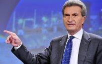 Еврокомиссар отверг концепцию европейского энергетического союза