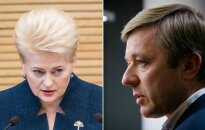 Карбаускис бросил вызов Грибаускайте: соглашения не будет