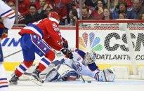 NHL: Capitals - Oilers