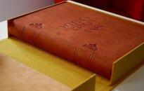 Wystawa rzemiosła introligatorskiego i artystycznej oprawy książek Jacka Tylkowskiego