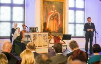 В Вильнюсе выставлен пояс эпохи Витаутаса Великого