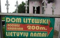 Dyrektor litewskiej szkoły w Sejnach: Oryginalny zapis nazwiska nie doda polskości