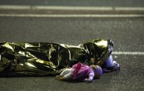 Władze Litwy i Polski złożyły kondolencje Francji