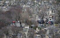 """""""Charlie Hebdo"""" žurnalistų laidotuvės"""