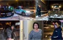 Ночной рейд в Вильнюсе: ужесточенной ответственности водители не боятся