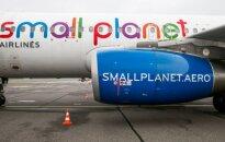 Доходы Small Planet Airlines в прошлом году подскочили в 1,5 раза