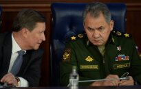 Шойгу: в Крыму создана самодостаточная группировка войск для сдерживания НАТО