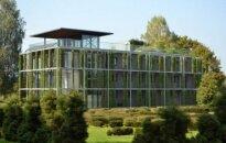 В Вильнюсе откроется Зеленый дом