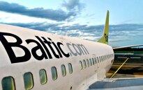 Число пассажиров airBaltic приближается к трем миллионам