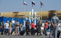 Литовцы безуспешно спасают бизнес в Крыму и попадают под подозрения