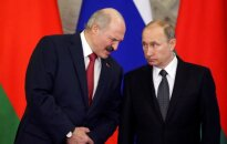 Лукашенко и Путин обсудили выполнение заключенных в Петербурге соглашений