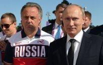 Путин: ситуация со спортсменами вышла за рамки здравого смысла