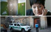 Дело об убийстве художницы: убийцы делали в ее квартире ремонт