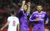 Рекорд мадридского Реала: 40 матчей без поражений