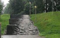 Lietinga vasara – ir vėl prasidėję lietūs trikdė įprastą lietuvių dienotvarkę