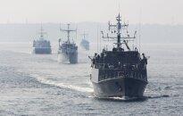 Западные СМИ: НАТО играет мускулами на Балтике на фоне вторжений России