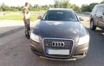 Траффик угнанных авто: из Европы через Литву в Беларусь