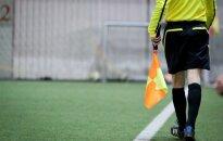 ВИДЕО: В чемпионате Хорватии фанат с ломом гонялся за судьей