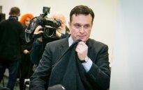 Брадаускас обжаловал решение министра финансов об увольнении