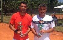 Легендарный итальянский футболист в 49 лет дебютирует в профессиональном теннисе