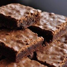 Burnoje tirpstantis šokoladinis pyragas