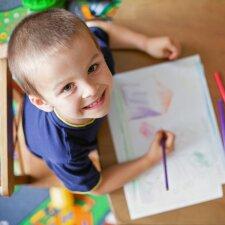 Ar vaikai į mokyklą turi ateiti mokėdami skaityti ir rašyti