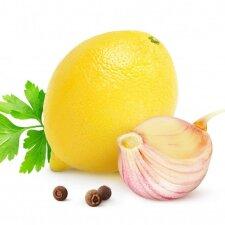 Gydytoja griauna mitą apie citrinos ir česnako galias