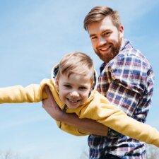 Trys iššūkiai tėvams, kurie augina vaikus