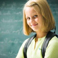 Kaip išsirinkti mokinio kuprinę, dėl kurios netektų gailėtis