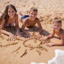 Paauglio atostogos su šeima – misija įmanoma?