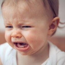 Kai mažas vaikas išveda iš kantrybės: 10 būdų nusiraminti