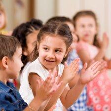 Skelbiamos laisvos vietos sostinės ikimokyklinėse ir priešmokyklinėse grupėse