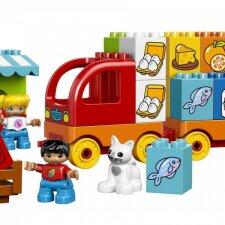 Laimėkite LEGO DUPLO savo mažyliams!