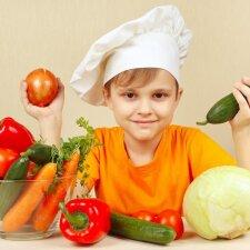 Gydytojas: kaip maitinti vaikus, kad jie nepriaugtų antsvorio