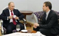 СМИ: Ди Каприо сыграет Путина точно