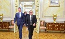 Financial Times: Путин просил Асада уйти в отставку