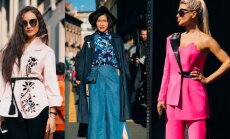 Gatvės stiliaus atradimai Milano mados savaitėje